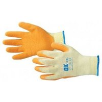 Latex Grip Gloves Size 9 (Large)