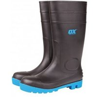 Safety Wellington Boots Size UK 9 (EU 43�)