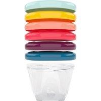 Babymoov 6er-Pack Behälter für Babynahrung 180ml
