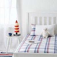 Captain's Cot Bed Linen