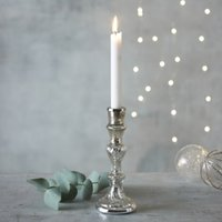 Mercury Dinner Candle Holder