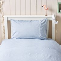 Embroidered Star Bed Linen