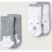 Face Socks - Set of 2