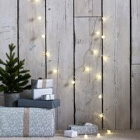 Frosted Bubble Fairy Lights - 20 bulbs
