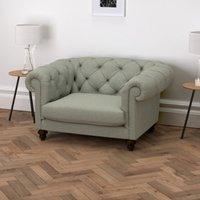 Hampstead Wool Love Seat
