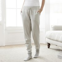 Knitted Joggers with Cashmere