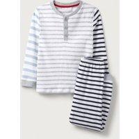 Stripe Henley Pyjamas (1-12yrs)