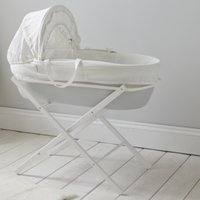 Moses Basket Folding Stand