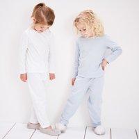 Spot & Stripe Pyjamas - Set Of 2 (1-12yrs)