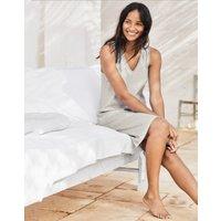 Cotton Lace Trim Jersey Nightie