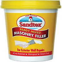 Sandtex Ready Mixed Masonry Filler 500g