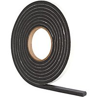 Wickes Extra Thick Draught Seal Brown 3.5m