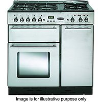 Rangemaster Toledo 90 Natural Gas Cooker Stainless Steel