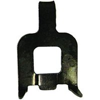 Fischer Fast and Fix Mirror/Picture Hanging Clip - Black