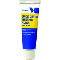 Wickes Quick Drying Filler 330g