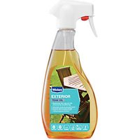 Wickes Teak Oil - 500ml