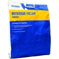 Wickes All Purpose Interior Powder Filler 12.5kg