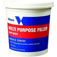 Wickes All Purpose Ready Mixed Filler 2.5kg