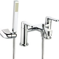 Bristan Nero Bath Shower Mixer Chrome