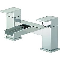 Bristan Hampton Waterfall Bath Filler Tap - Chrome