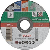 Bosch 115mm Cutting Disc