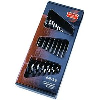 Bahco Combi Spanner Set in Box 8 Piece