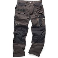 Scruffs 3D Graphite Trade Trouser 32L
