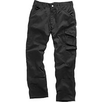 Scruffs Worker Trouser Black 32 x L