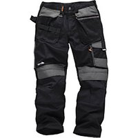 Scruffs 3D Trade Trouser Black 38R