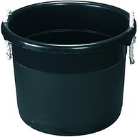 Wickes Storage Bucket Black 69L