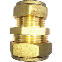 Wickes Compression Reduced Coupler 28 x 22mm