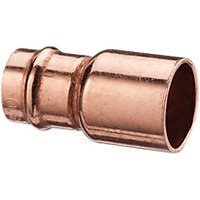 Wickes Solder Ring Fitting Reducer 10 x 15mm