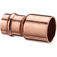 Wickes Solder Ring Fitting Reducer - 8 x 15mm