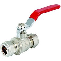 Wickes Lever Ballvalve 15mm