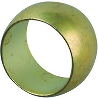 Wickes Compression Ring 10mm Pack 5