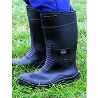 Dickies Wellington Boots Black Size 8