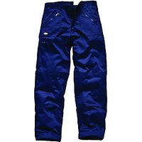 Dickies Redhawk Action Trousers Navy Blue 32W 31L