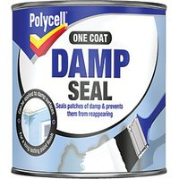 Polycell One Coat Damp Seal 1L