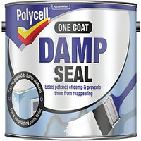 Polycell One Coat Damp Seal 2.5L