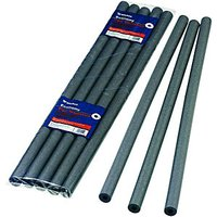 Wickes Economy Pipe Insulation 15 x 1000mm Pack 5