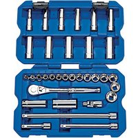 Draper 33 Piece Square Drive Socket Set 3/8inch