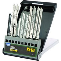 Wickes Assorted Universal Jigsaw Blade Pack 10