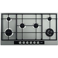 AEG HG956440SM 6 Burner Gas Hob Stainless Steel 900mm