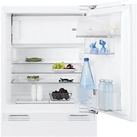 Electrolux ERY1201FOW Integrated Under Counter Fridge Freezer White 600mm