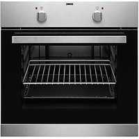 Zanussi ZZB20601 x V Single Fan Oven Stainless Steel