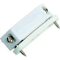 Wickes Magnetic Catch White 2 Pack