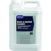Wickes Brick & Mortar Cleaner 5L