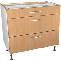 Wickes Oakmont Drawer Unit Part 1 of 2 900mm