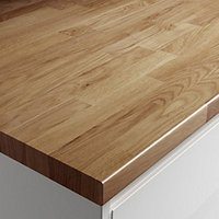 Wickes Wood Effect Colmar Oak Effect Worktop 38x600mmx3m
