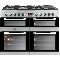 Leisure Cuisinemaster 100cm DF S Steel Cooker